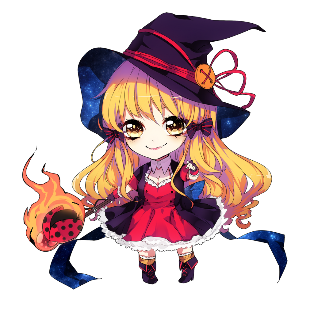 Haru Tchi Fire Witch