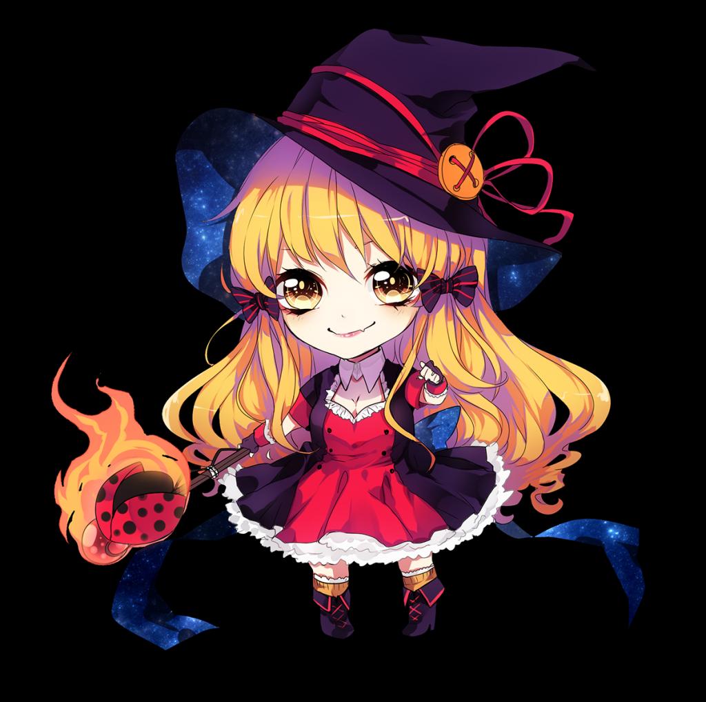 Haru Tchi Fire Witch