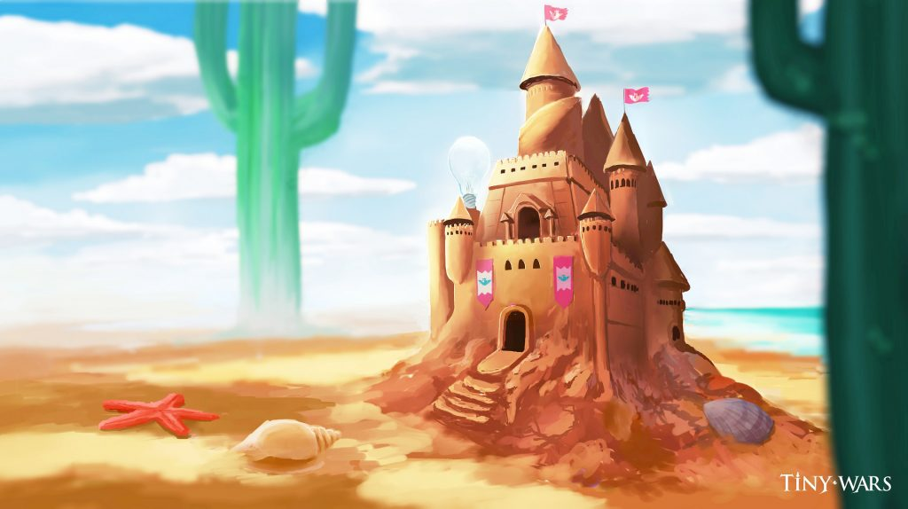 Sand Castle Final (Colored Brighter) 1080P